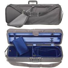 Bobelock Featherlite 4/4 Violin Case - Blue Velvet Interior - AUTHORIZED DEALER!