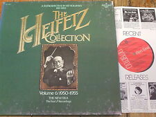 ARM4-0947 The Heifetz Collection Vol. 6 / 4 LP box