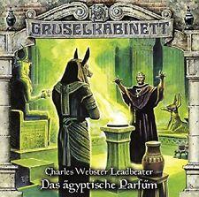 GRUSELKABINETT-FOLGE 103 - DAS ÄGYPTISCHE PARFÜM  CD NEU