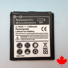 Brand NEW BlackBerry Curve EM1 9350 9360 9770 Replacement Battery 1500mAh Canada