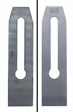 Original Cutting Iron for Stanley No. 2 Plane - Notched Rectangle - mjdtoolparts