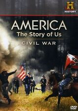 America: The Story of Us, Vol. 3 - Civil War/Heartland (2011, DVD NEUF)