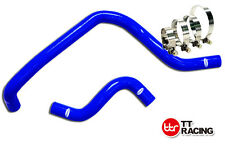 Honda Prelude 97 98 99 00 01 Silicone Radiator Hose Kit with Clamps
