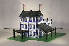 Girder and Panel-Police Station-NEVER RELEASED!-LIMITED EDITION -Only 10! Kenner