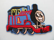 Thomas the Tank Engine Iron on Applique Patch