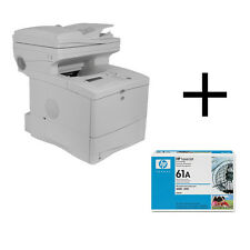 HP LaserJet 4100 MFP C9148A DRUCKER MULTIFUNKTION LASERDRUCKER PARALLEL
