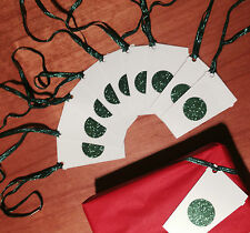 Lot of 10 *** Starbucks Gift Card - Holiday / Christmas Gift Box Tag Cup - New