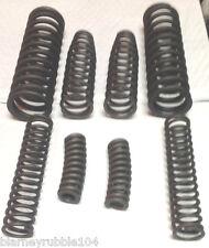 Harley Parkerized Springer Fork Spring Kit Knucklehead WL WLA Servi 36-57