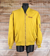 Avirex Flying Spirit of St.Louis Men MA-1 Bomber Jacket Size XL, Genuine