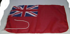 BOAT FLAG ENSIGN, SIZE 460mm X 280mm, POLYESTER PRINTED WITH SEAMS