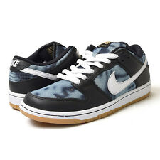 NIKE DUNK LOW PREMIUM SB FT QS Shoes - Black/White/MidNightNavy - Size 9 - NIB