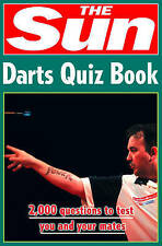 THE SUN DARTS QUIZ BOOK  ____ BRAND NEW ___ FREEPOST UK