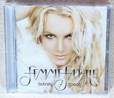 BRITNEY SPEARS Femme Fatale SOUTH AFRICA Cat# CDZOM 2181*SEALED*