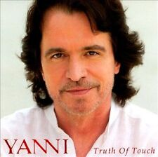 CD + DVD Set Truth of Touch Yanni Sealed ! New !