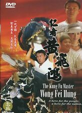 The Kung Fu Master Wong Fei Hung TV Series 33eps-Can/Man Audio-Eng/Chi Subtitles