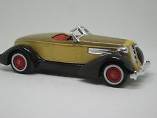 MATCHBOX MODELS OF YESTERYEAR~Y-19 -1~1935 AUBURN SPEEDSTER 851~1979 ~ NEW BOXED