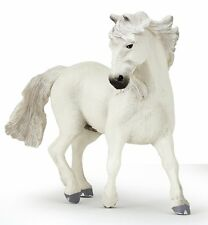 Papo 51543 Camargue Horse Model Toy Figurine - NIP