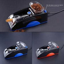 New Electric Automatic Injector Maker Tobacco Roller Cigarette Rolling Machine