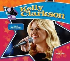 Kelly Clarkson (Big Buddy Biographies)-ExLibrary