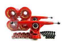 Randal 180mm R-II 50 Longboard Trucks + Seismic Elixir Bootleg 70mm 80a Wheels