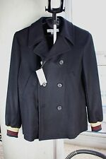 COMME de GARCONS JUNYA WATANABE MAN Black Peacoat jacket coat