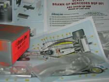 SilverLine Tameo 1:43 KIT SLK 077 Brawn GP Mercedes BGP 001 Abu Dhabi GP 2009