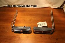 84-87 RARE ADDON Honda GoldWing GL1200 Chrome Saddlebag Lighted Light Bar #18048