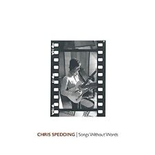 CHRIS SPEDDING - SONGS WITHOUT WORDS  CD NEU