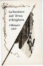 artiglieria 1919 bandiera dell'arma