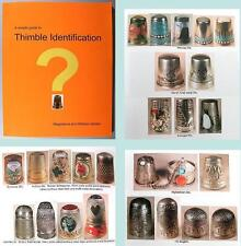 "New ""A Simple Guide to Thimble Identification"" Reference Book * Isbister"
