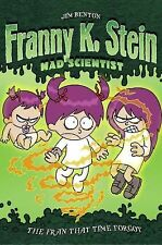 The Fran That Time Forgot (Franny K. Stein, Mad Scientist)-ExLibrary