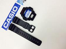 CASIO DW-6900 G-Shock Black BAND & BEZEL Combo DW-6900