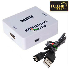 HDMI to HDMI Audio Extractor Converter Decoder Adapter Switch Separator HD 1080P