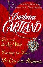 Barbara Cartland: Three Complete Novels: Marquises & Their Ladies