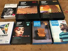 7x Franzis Photography & Image Software Job Lot (In German Language) Seven Boxes