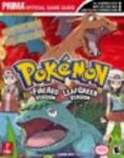Pokemon Fire Red and Leaf Green (Prima Official Game Guide), Eric Mylonas, Very