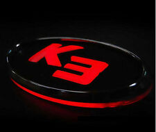 [Ksepeed] (Fits: KIA  2012+ All new Cerato K3) Rear Trunk white & red LED emblem