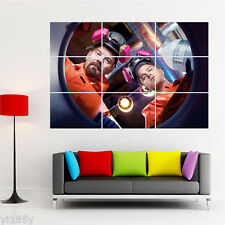 Breaking Bad Poster Giant Wall Decor Art A