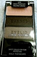 Wet N Wild Eyeshadow Trio Coloricon 335 Silent Treatment  FREE SHIPPING