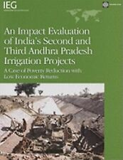 An Impact Evaluation of India's Second and Third Andhra Pradesh Irrigation Proje