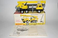 Dinky Toys, #980 Coles Hydra Truck 150T, Boxed, Nice Original