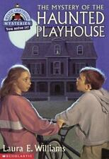 The Mystery of the Haunted Playhouse (Mystic Lighthouse Mysteries) by Williams,