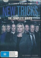 New Tricks The Complete Series DVD NEW 12 series 32 discs 107 episodes region 4