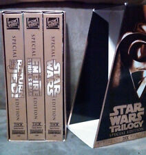 Star Wars Trilogy (VHS, 1997, Special Edition) NTSC