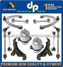 VW TOUAREG Control Arms Ball Joint Joints Tie Rod ENGINE MOUNT SUSPENSION Kit 12