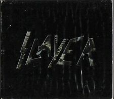 Rare OOP Divine Intervention by Slayer with slipcase (CD, Aug-1998, American)