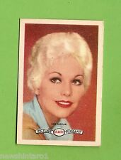 #D160. 1958-64  ATLANTIC PETROLEUM FILM STARS CARD #25  KIM NOVAK