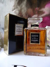 CHANEL COCO EDP 50ml RARE NEW VINTAGE LONDON 1980s 1st BARCODE MINOR Nr MINT BOX