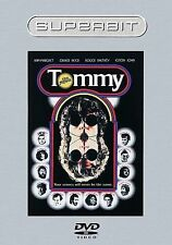 Tommy (DVD, 1975, SUPERBIT) ROGER DALTREY RARE OOP FREE Shipping
