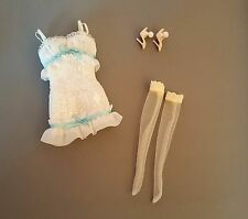 Barbie Silkstone Fashion The Ingenue - Lingerie Outfit Fashion Only